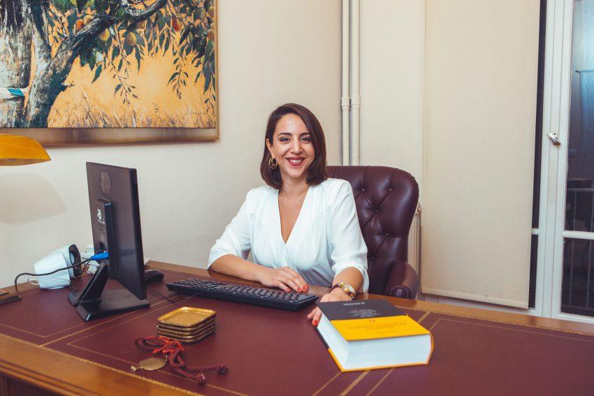 Δικηγόρος Σοφία Μαραγκοπούλου